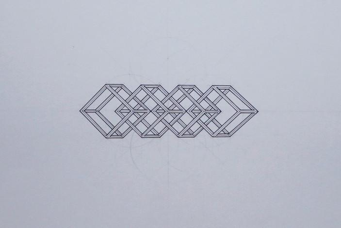 Interlocking Pattern (2014)