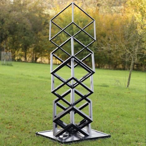 Progressive Cube Stack (2015)