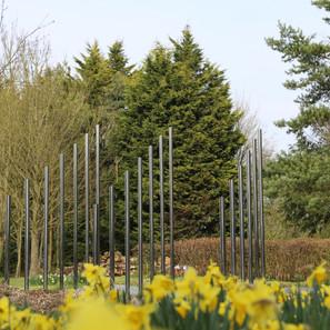 Cylinder Garden