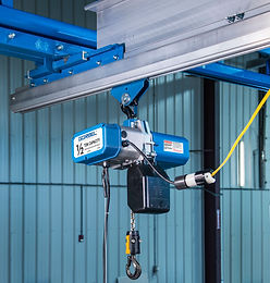 Gorbel GS Series Electric Chain Hoist.jp