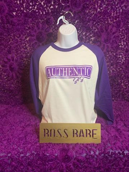 Authentic Sis Raglan Shirt