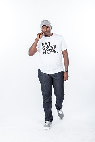 EAT. PRAY. HOPE.® STACKED UNISEX