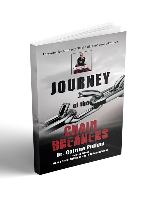 THE JOURNEY OF THE CHAIN BREAKERS