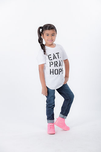 EAT. PRAY. HOPE.® BROKEN KIDS T-SHIRT