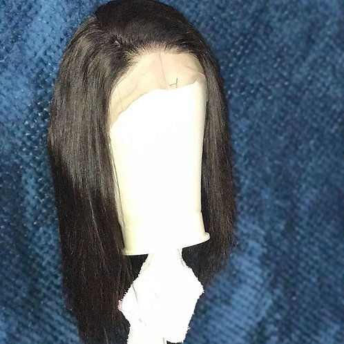 13 x 6 Virgin Lace Frontal Wig 130%