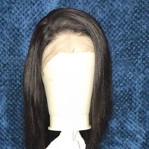 13 x 4 Virgin Lace Frontal Wig 130%
