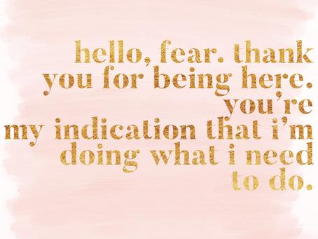 Hello Fear!