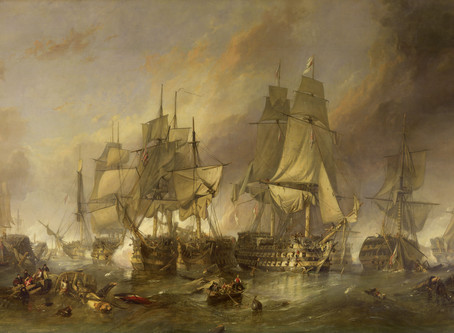 What You Can Learn From The Battle Of Trafalgar