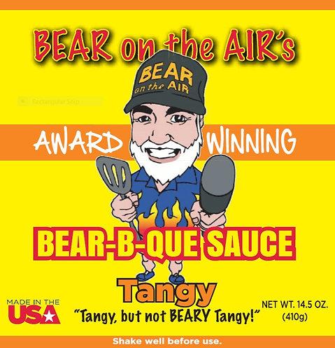 Bear on the Air's Bear-B-Que Tangy Sauce