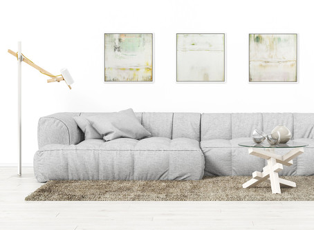 Contemporary art and interiors
