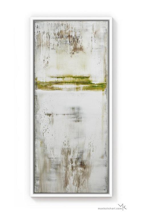 Green Momentum | 30x70cm