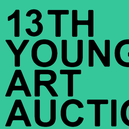 "Max is participating at the YOUNG ART AUCTION 2020 ""YAA20"""