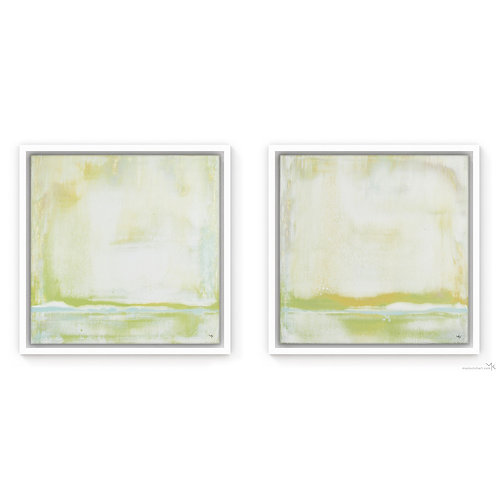 Lime Shifts | Set of 2 | 30x30cm