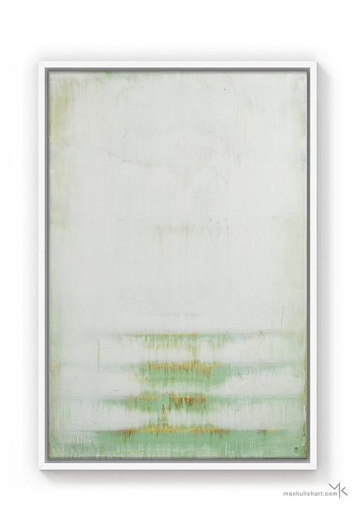 Placid Mint | 40x60cm