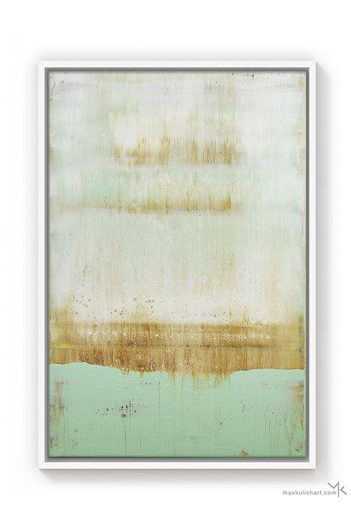 Mint Haze | 40x60cm