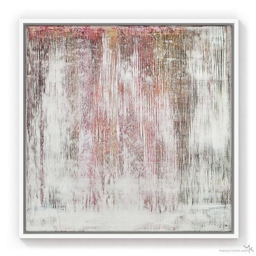 Mild Blush | 50x50cm