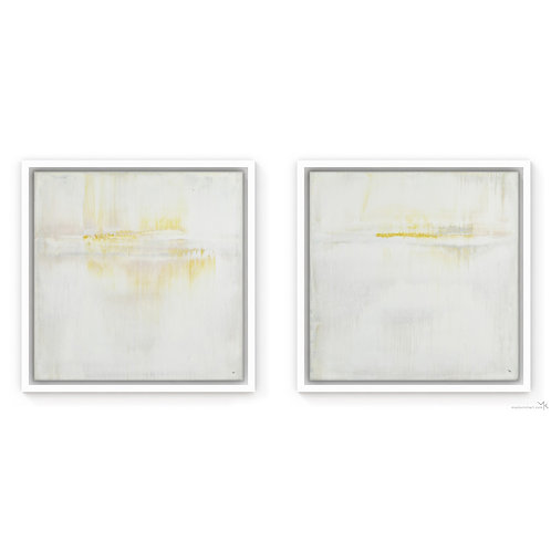 Jonquil Clouds | Set of 2 | 30x30cm