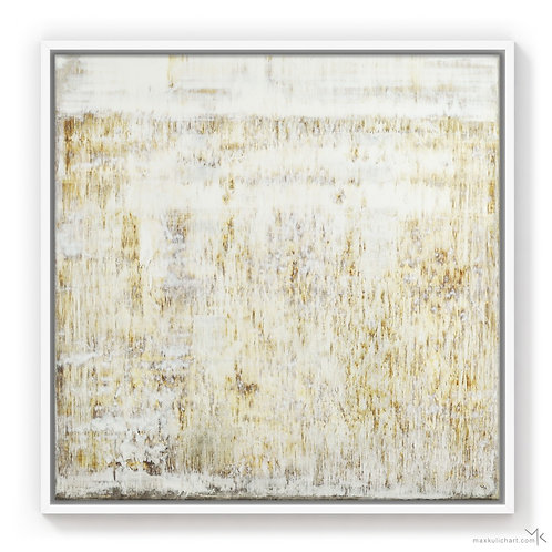 Empty Shine | 50x50cm