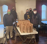 Hudson Valley Council Feeds the Homeless