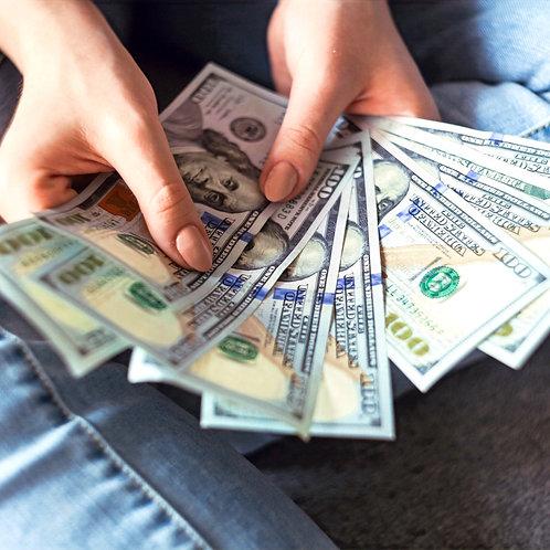 Magic Money - Root Chakra Power