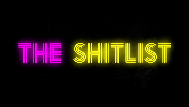 The Shitlist (Documentary, 2016)