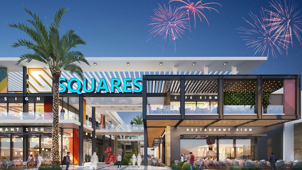 S SQUARES SHOWROOMS - Second Prize