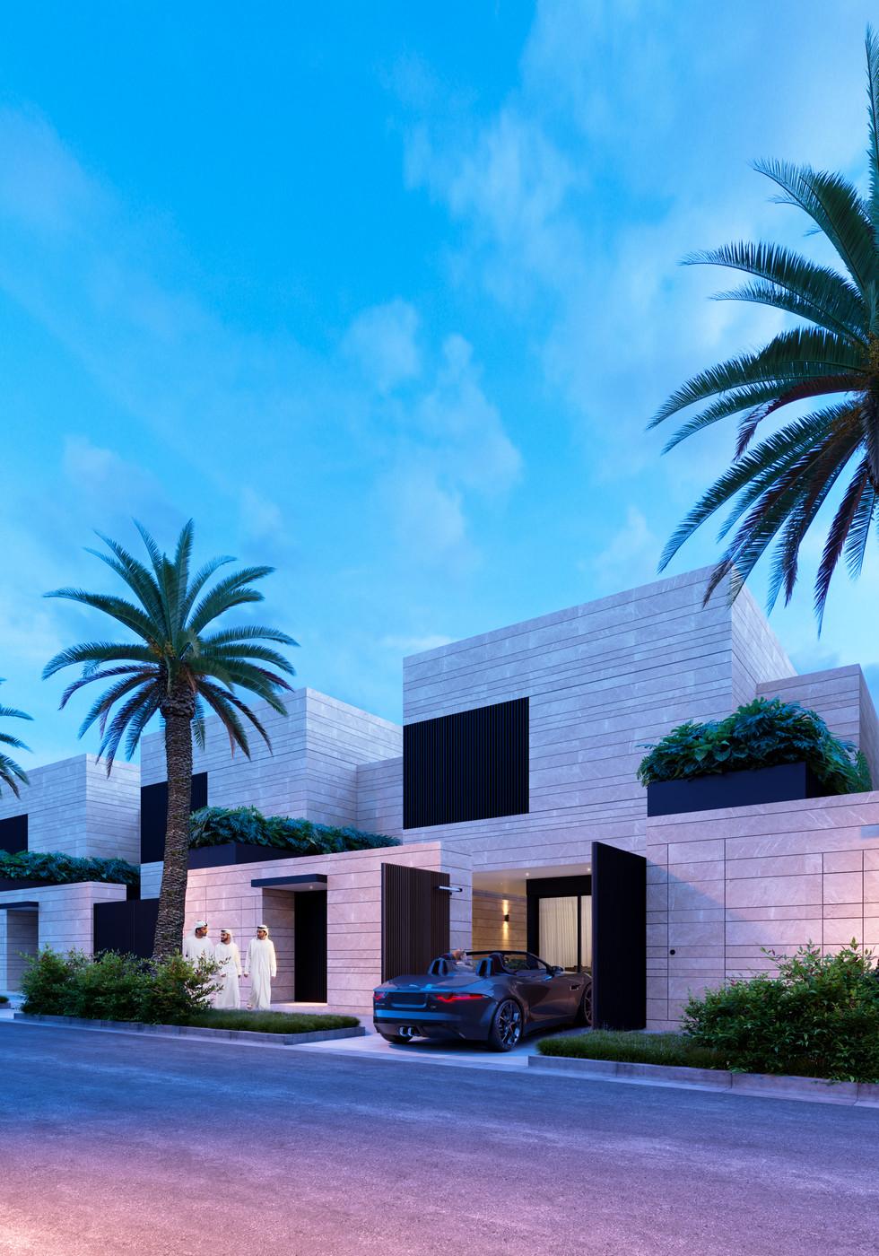 ID-C51_MARISSA VILLAS TOWN HOUSES_Exteri