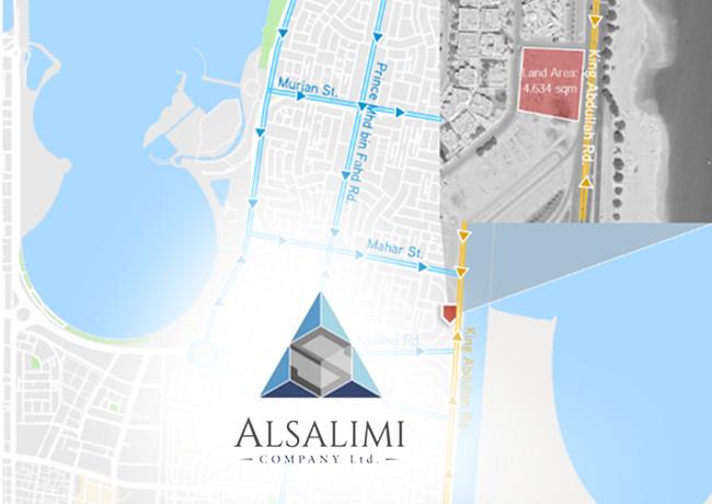 Alshati Strip Mall Competition - Dammam