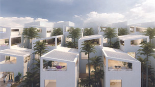 Marissa Duplex Apartments - Second  Prize