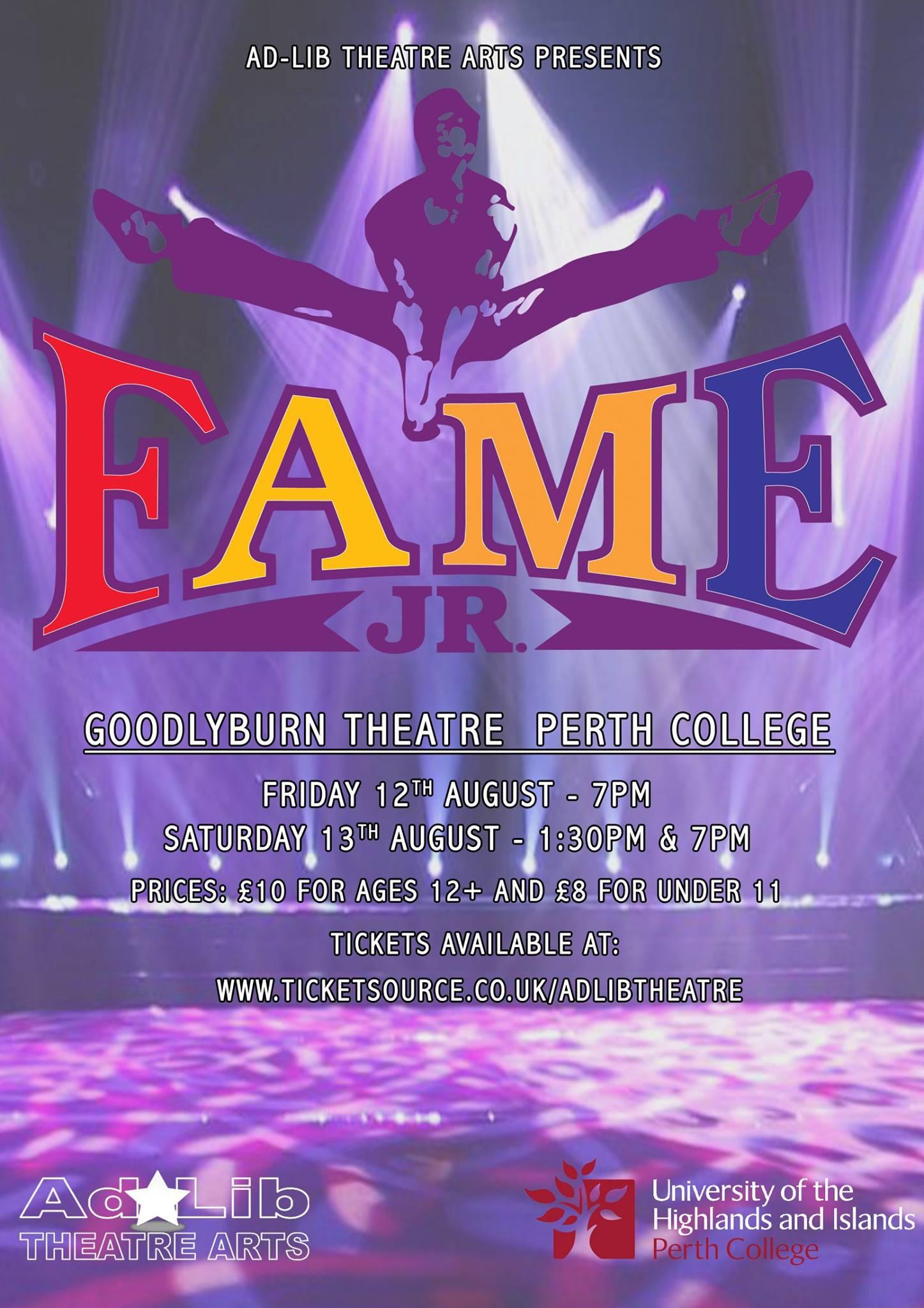 Fame Jr