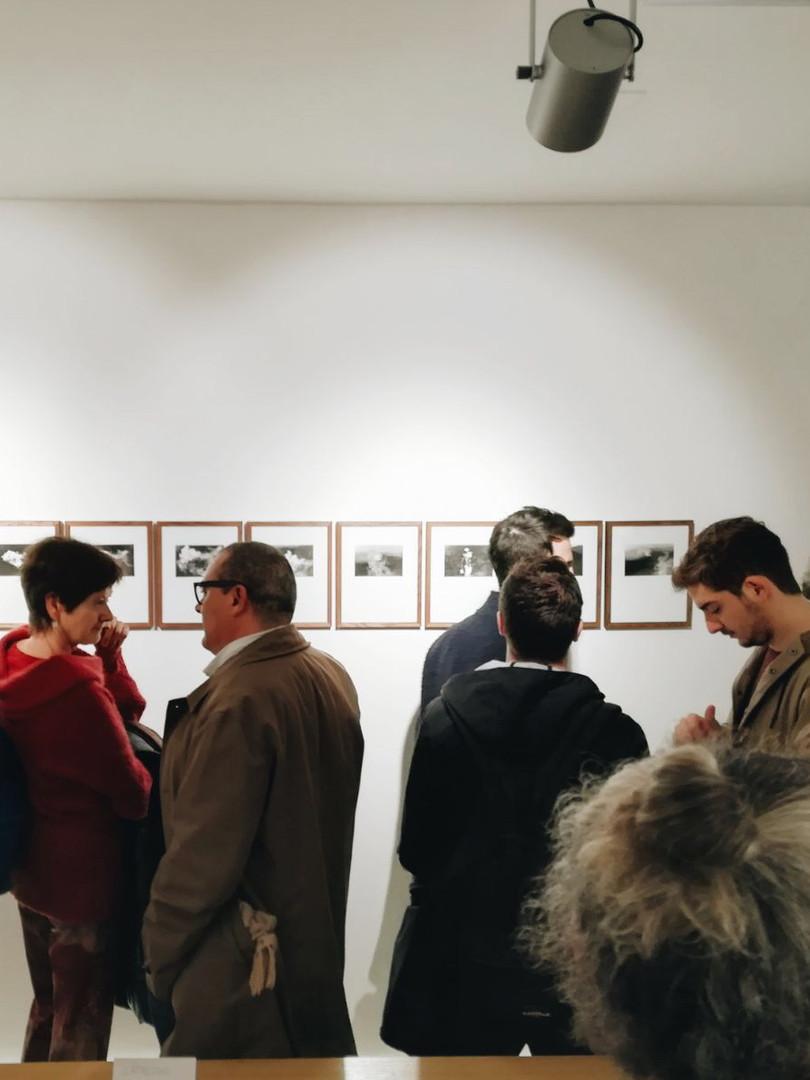 Periodo Ipotetico, Exhibitition Opening
