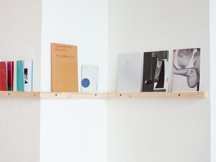 Ouvrage, Artist Books Exhibition
