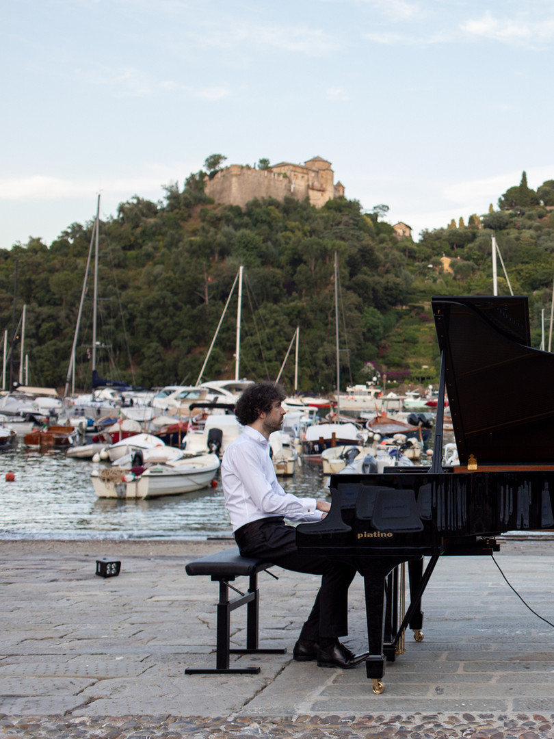 Solo Piano, Portofino