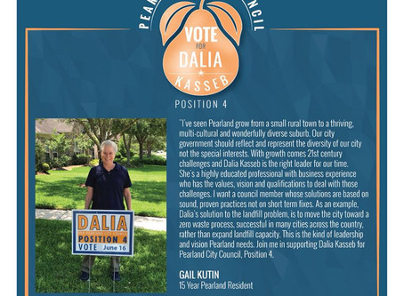 Gail Kutin Endorsement
