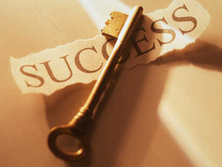 2016 - The Year of Good Success