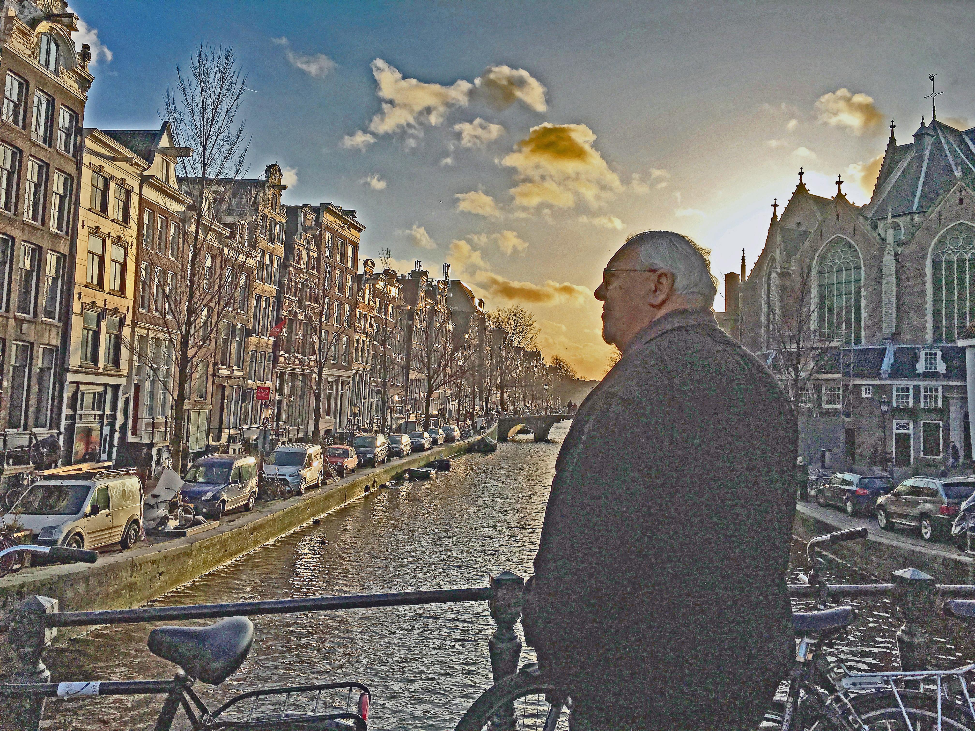 View of Copenhagen Canal