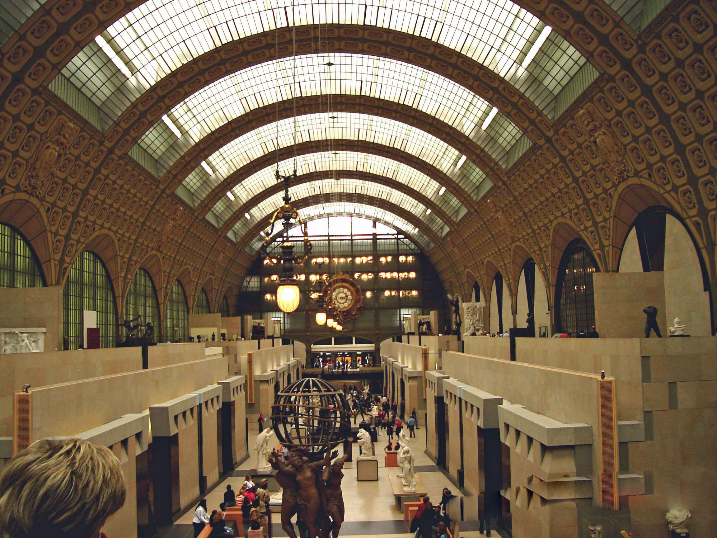 Musee Dorsay - Paris, France