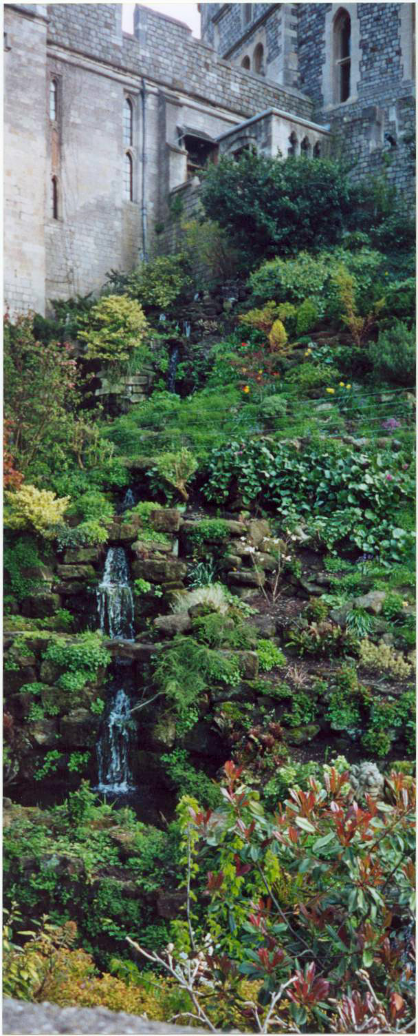 Windsor Castle Garden