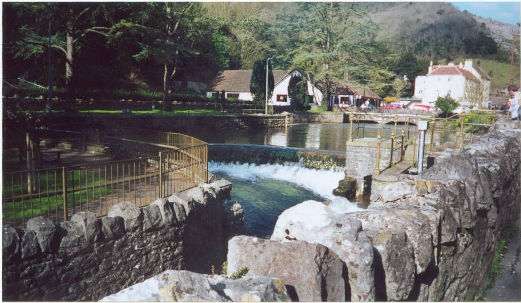 Cheddar Gorge - England