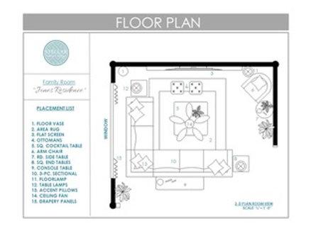 DSO - Custom Floor Plan