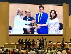 CAPEXIL 2015-16  Special Export Award- Pacific Granites India