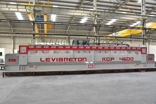 Breton Line Manufacturing | Pacific Quartz Surfaces