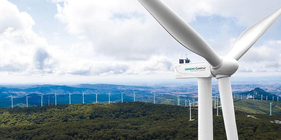 Siemens Gamesa Windmill Renewable Energy - Pacific Granites India