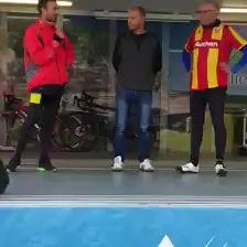 Le mot du Dr LEROY à l'arrivée du Tour de France de Philippe LAMBERT !