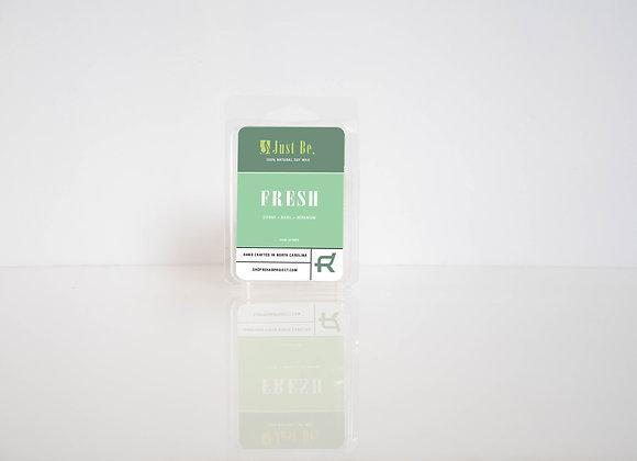 Just Be Fresh Wax Melt