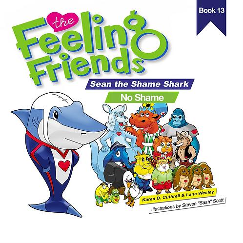 Sean the Shame Shark Book