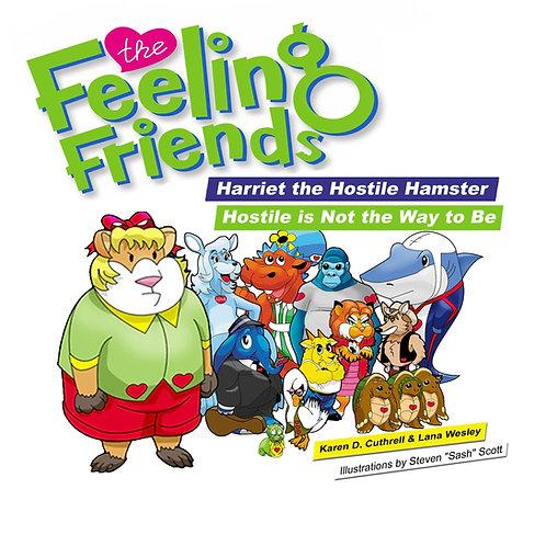 Harriet the Hostile Hamster Book