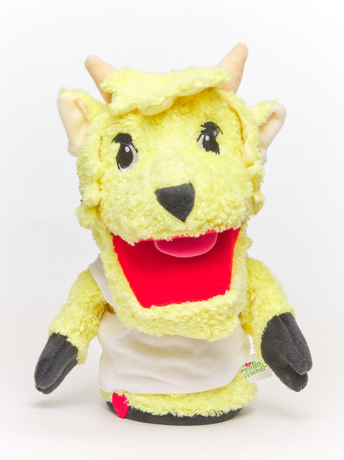 Billy the Bully Goat™ Puppet