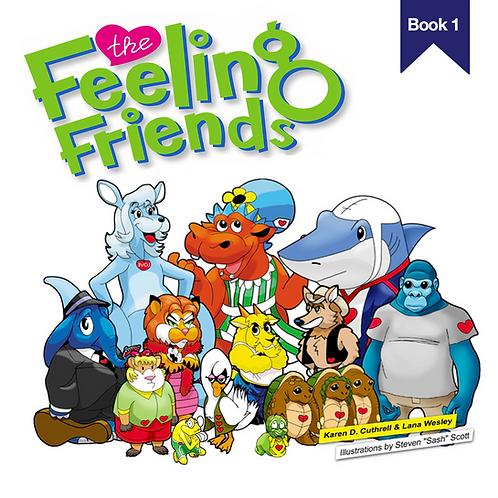 Meet The Feeling Friends Book