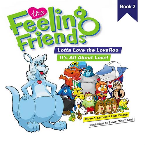 Lotta Love the LovaRoo Book